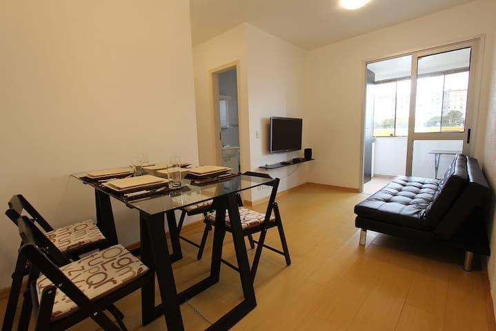 1Bedrom most complete and cheap - Porto Alegre - Appartement