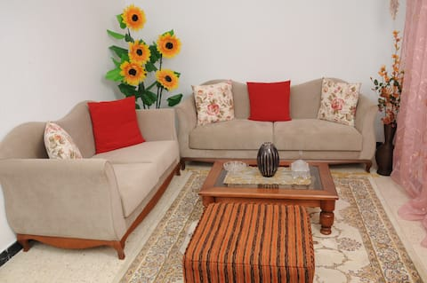 City Apartment Tunis with free Wi-Fi