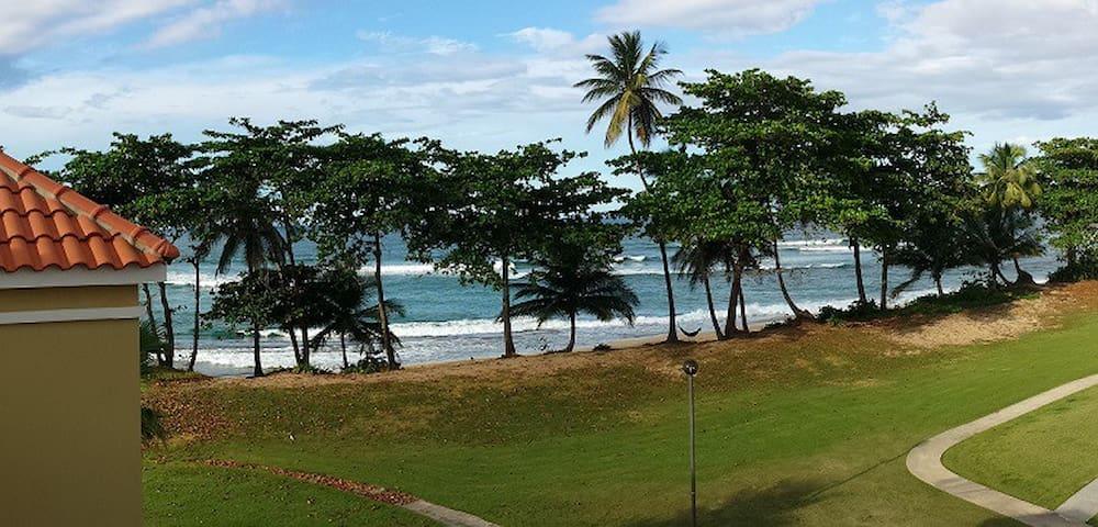 WiFi reaches Beach area.