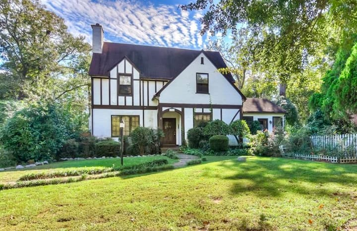 Tudor Home in a Great Location