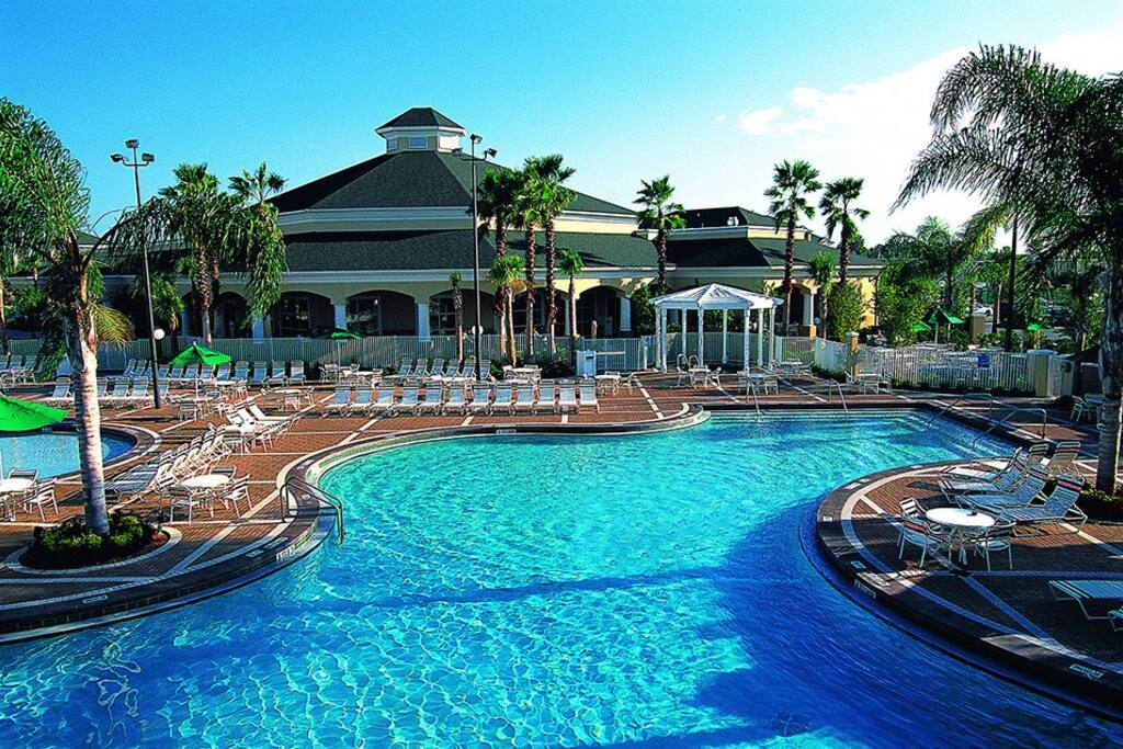 Orlando disney sheraton vistana villas for rent in for Pool show in orlando 2016