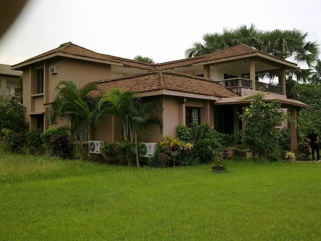 Vedic Villa