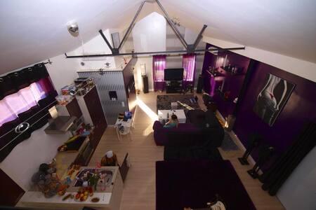 Loft contemporain 100m² - Mans (Le)