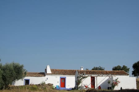 Beautiful farmhouse with sauna - Azinheira dos Barros