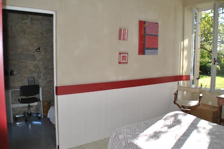 belle chambre d'hôte en Sauternes - Bommes - Bed & Breakfast