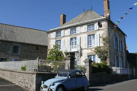 A stylish accommodation in Auvergne - Chalinargues - Rumah