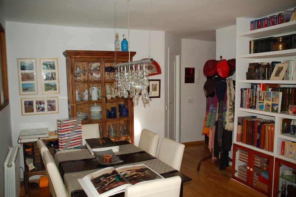 Encantador piso en centro de madrid apartamentos en for Piso turistico madrid