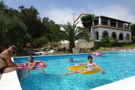 Holidays on Corfu,greek green jewel - Liapades