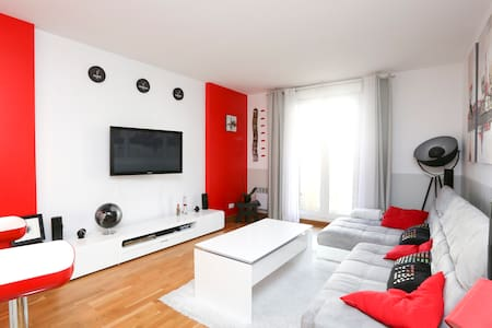 Un vrai cocon entre Disney et Paris - Noisy-le-Grand - Apartamento
