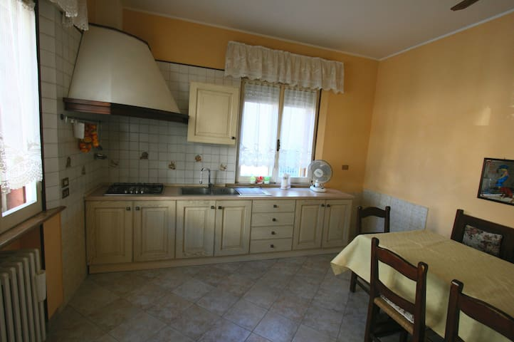 Cozy apartment, just 50 meters from the beach