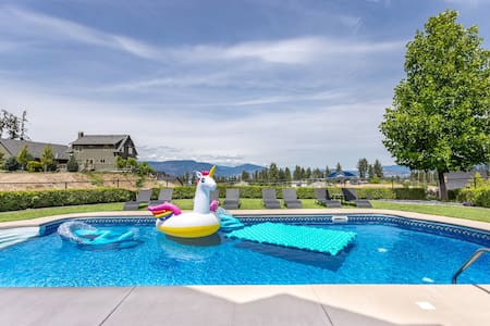 Licensed Ground Level Suite with Pool and Hot Tub