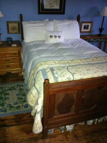 Nantucket Suite at Buttonwood - Sheffield - Bed & Breakfast