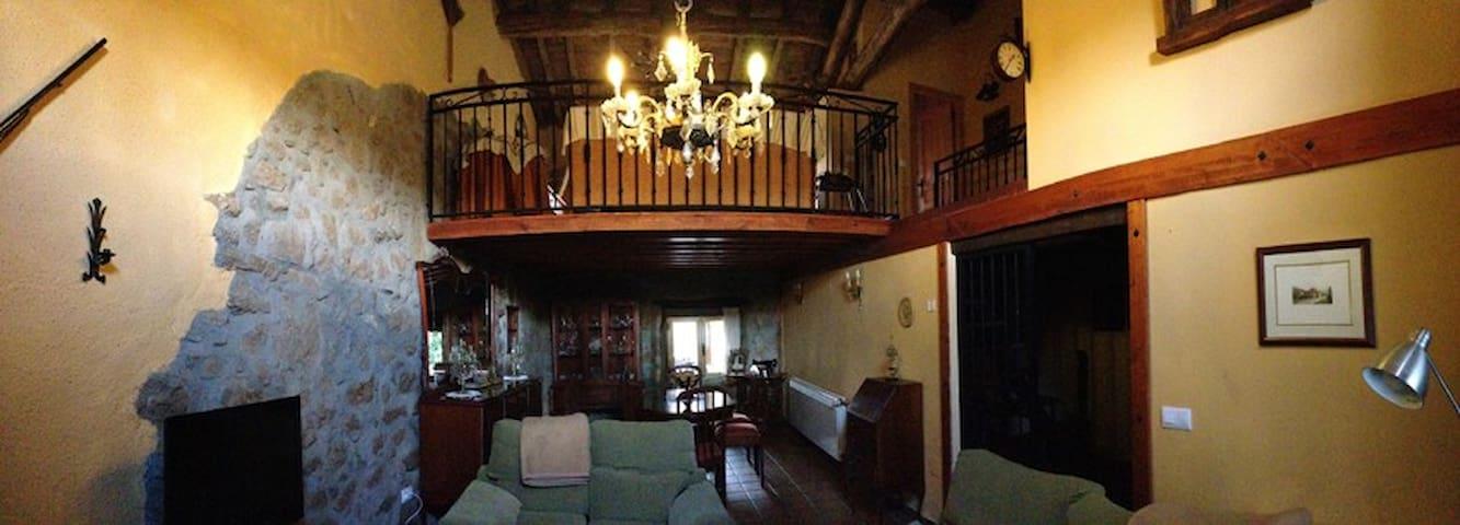 Casa rural con encanto - Blacha - Haus