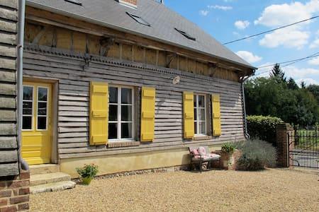 Charmant boerenhuis in de Thièrache - Coingt - 一軒家