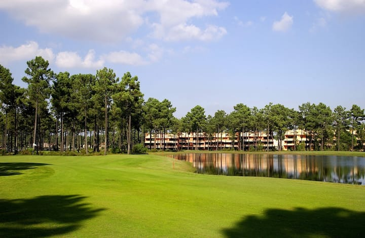 Beach apartment Golf Resort luxury