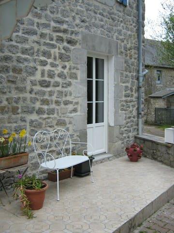 Chambre d'hôtes entre terre et mer - Regnéville-sur-Mer - B&B