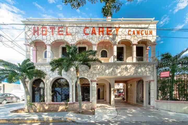 Habitación doble dos camas Carey Cancun
