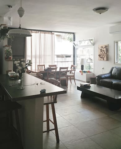 Charming room near WIS - Rehovot - Apartament