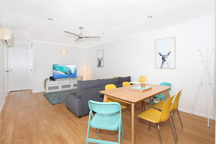 Entire apartment close to Mooloolaba attractions