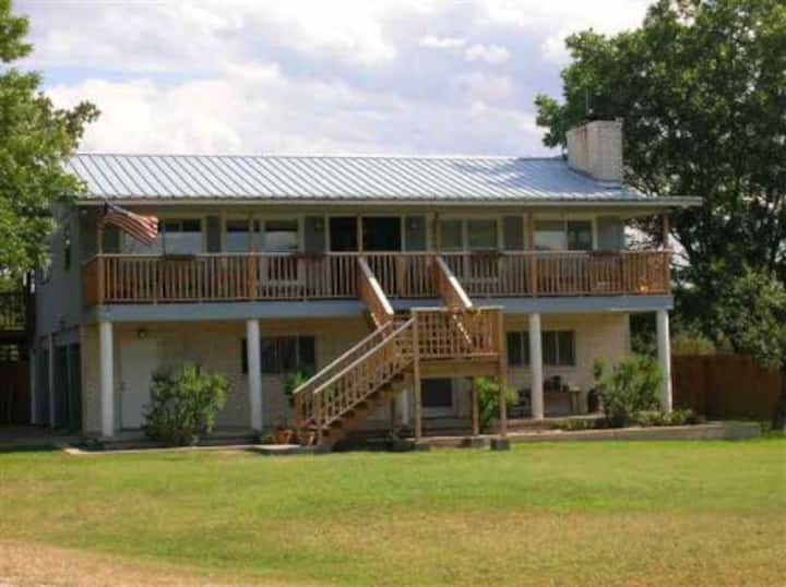 Vacation rental house at Lake LBJ