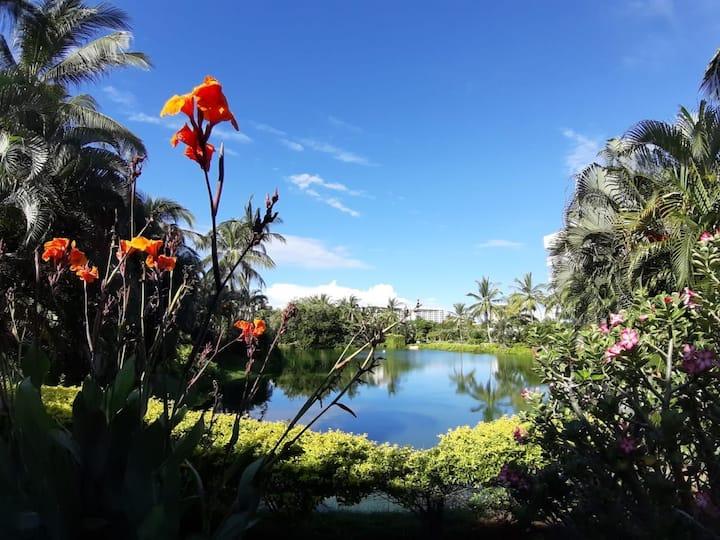 Increíble departamento en Mayan Lakes
