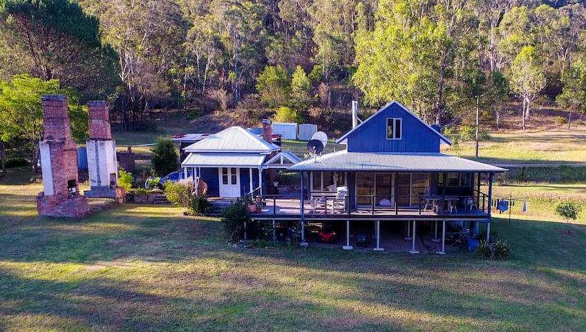 The old school house hunter valley vakantieboerderij - Magnifique residence hunters hill en australie ...