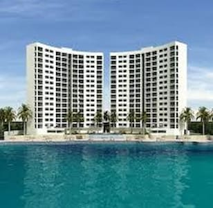 Fabulous  vista al Caribe - Cozumel - Wohnung
