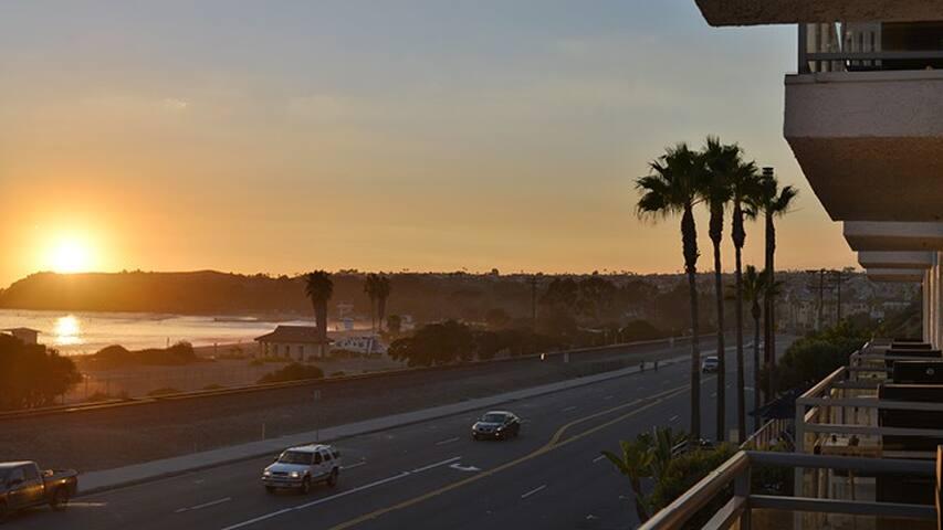 Ocean View at Riviera Beach Resort - Dana Point