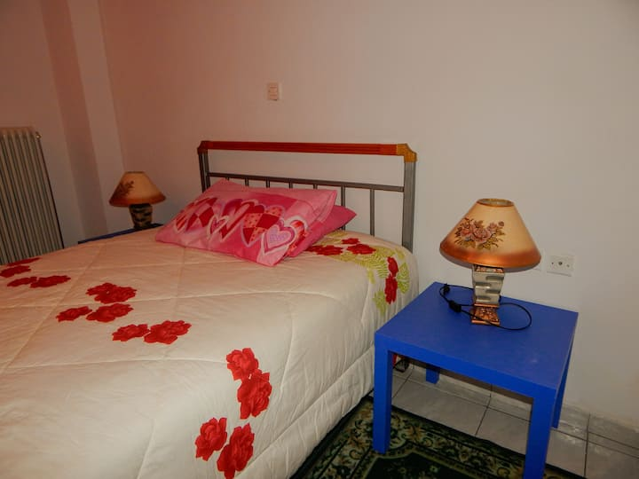 Αpartment in Tripoli for 1-3 people