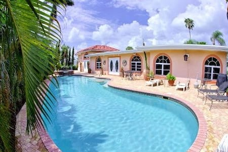 Harbour Breeze - North Fort Myers - Casa