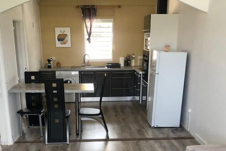Appartement moderne à louer à Kourou