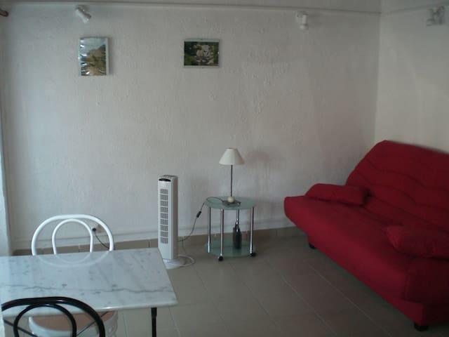 Studio Pianottoli, proche Bonifacio - Pianottoli-Caldarello - Apartment