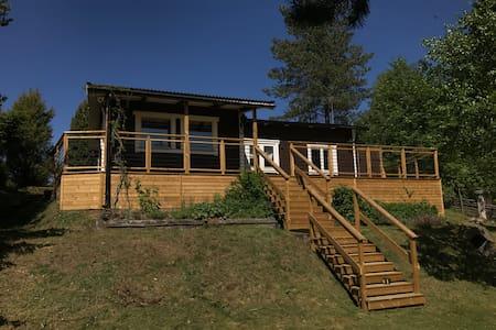 Waterside house Aspviken, private garden and beach