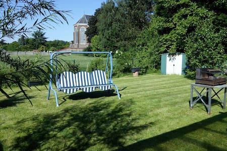 EURO2016 : Chambre privée dans Maison avec jardin - Tressin