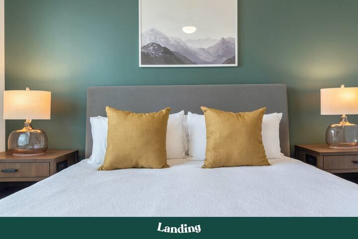 Landing | Modern Apartment with Amazing Amenities (ID622)