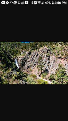 Eureka springs campsite