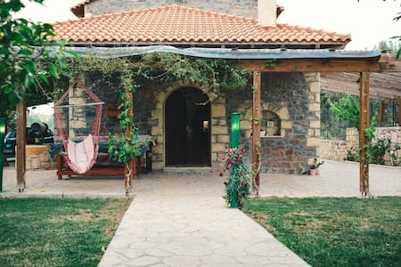 Enjoy quiet vacation at the nature - Sgourokefali - Villa