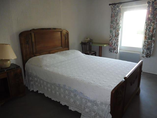 Chambre à l'Escapi