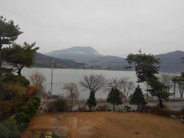 북한강 힐링 캠프