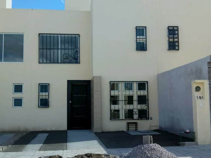 Casa ideal para personal foraneo