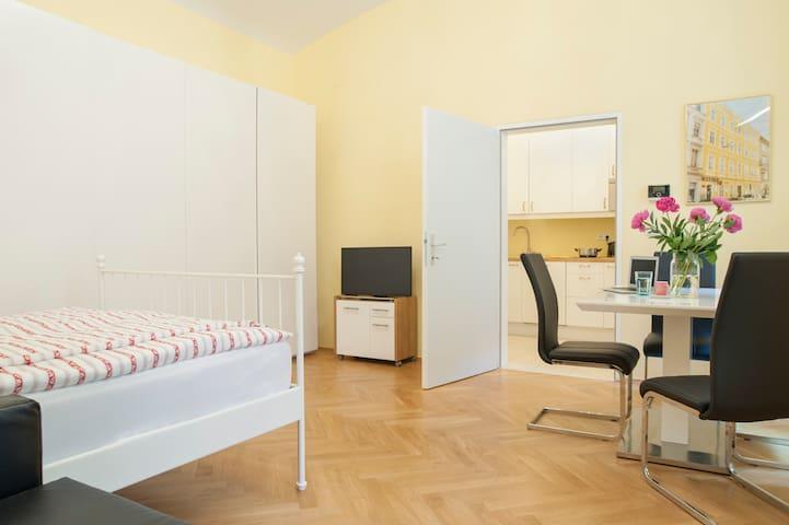 The Hugo von Hofmannsthal Apartment