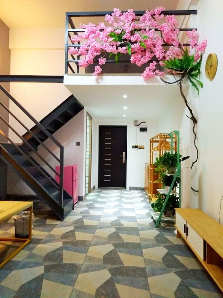 【258爱情公寓】庐山尚格体育馆美的北欧印象
