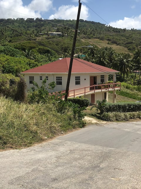 Seaside Apartment, Bathsheba, St. Joseph, Barbados