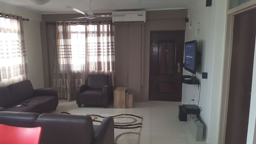 Cozy 3 bedroom flat