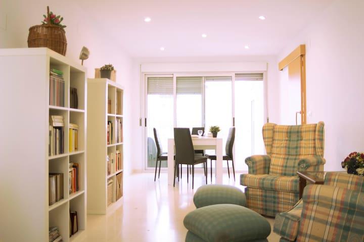 Apartamento cerca del puerto - Cartagena - Lägenhet