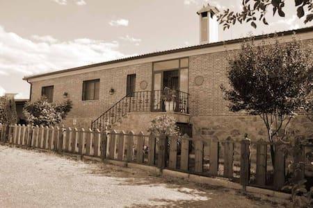 Casa en entorno rural a 5 km de Segovia - Valverde del Majano
