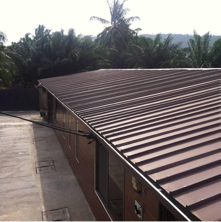 Wooden Bungolow (Volta Region)
