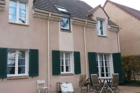 1 p bed - 10 sqm - Pontoise (Paris) - Pontoise - Hus