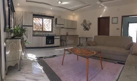 Appartement suite avec jardin à Sangalkam