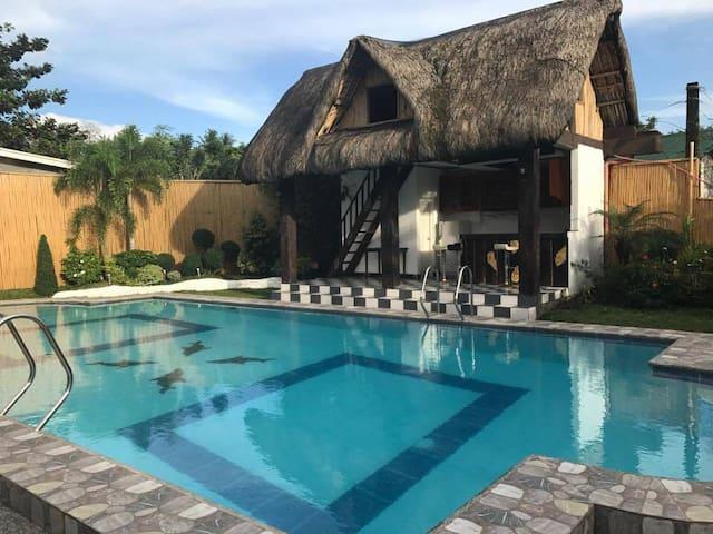 Patio de Rowena 2Rooms- Banao, Guinobatan resort